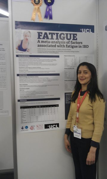 Research findings on fatigue and IBD presented at European research conference